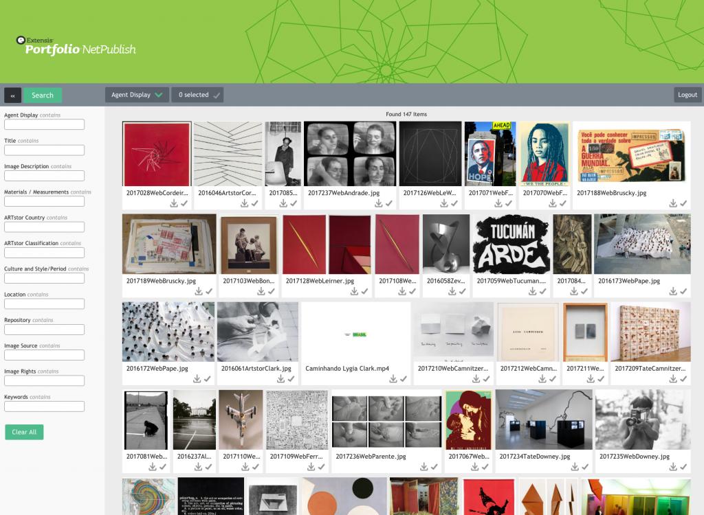 Portfolio Web Gallery